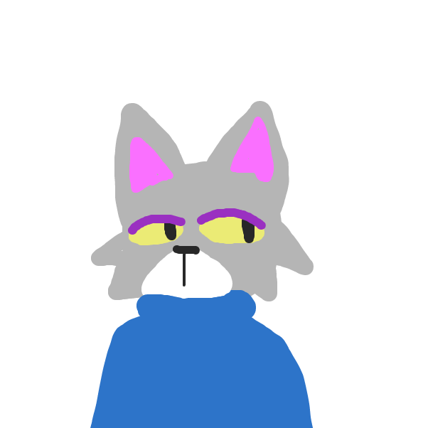 Drawing in Draw a wolf girl/boy however you want! by Ender1872
