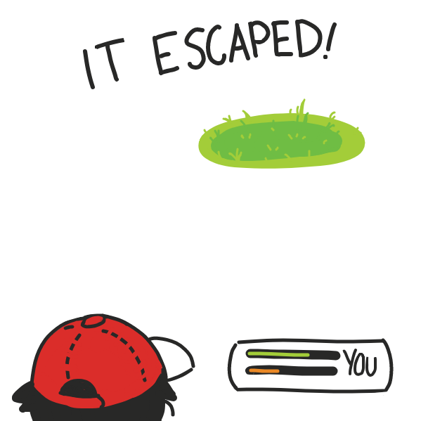 Liked webcomic Escaped . . .