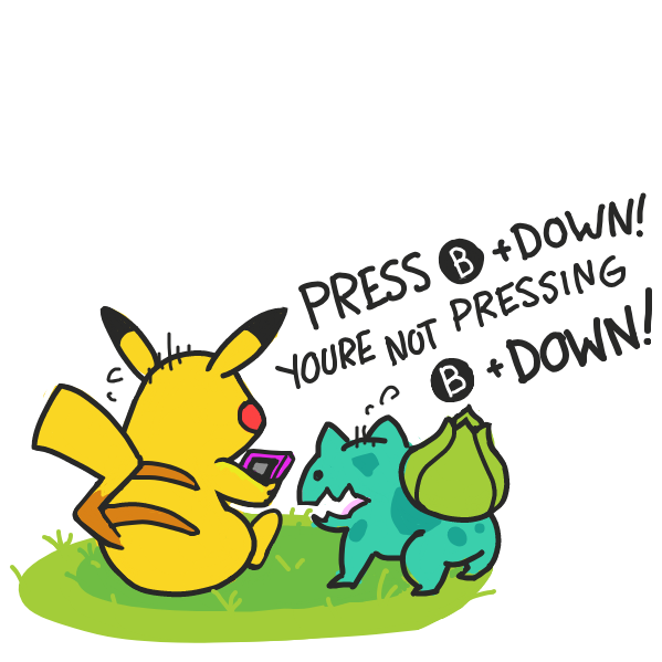 even pokemon do it  - Online Drawing Game Comic Strip Panel by Sho-bo