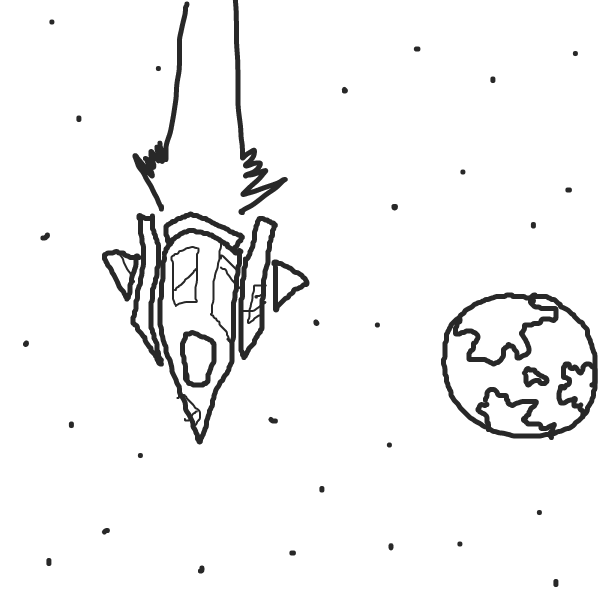 Liked webcomic space