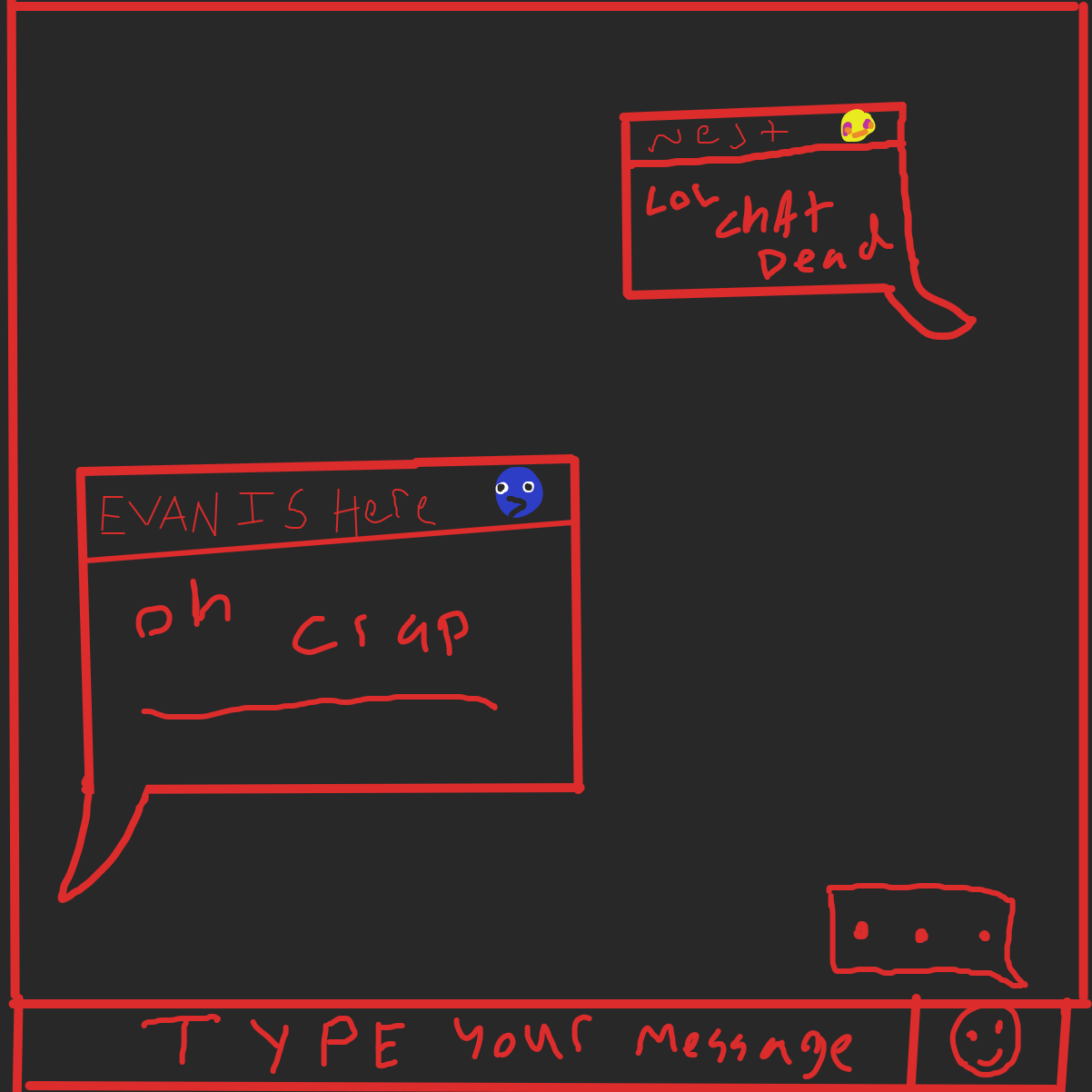 - Online Drawing Game Comic Strip Panel by EvanIsHere