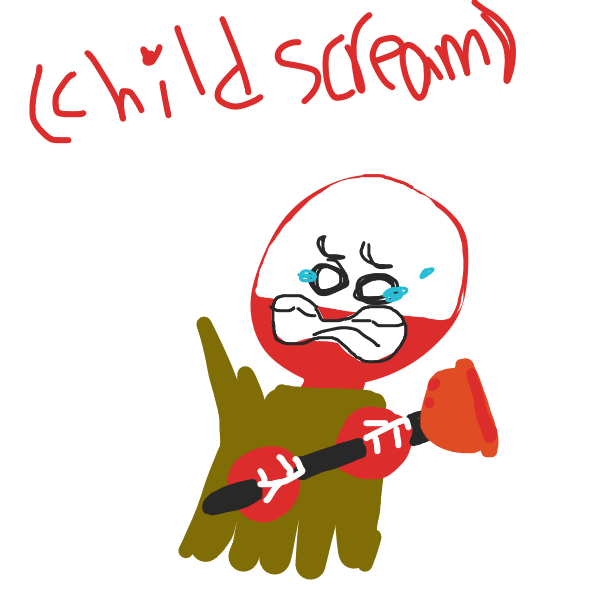 Drawing in COMMUNISM by BunniHyena