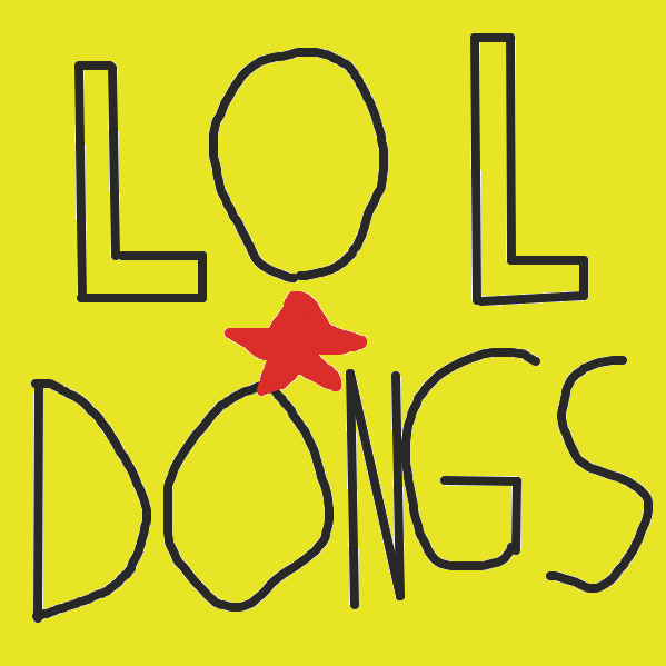 LOL DONGS  - Online Drawing Game Comic Strip Panel by IMAPNESS