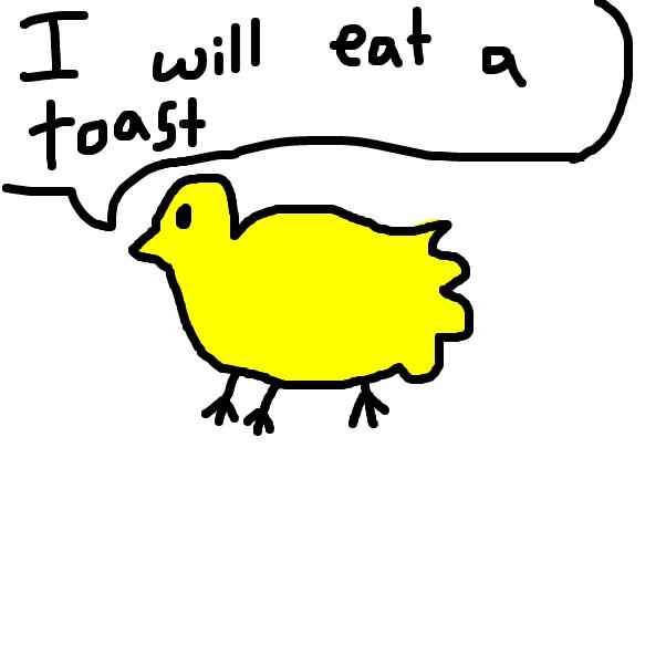 Drawing in Derek Duck by SteliosPapas