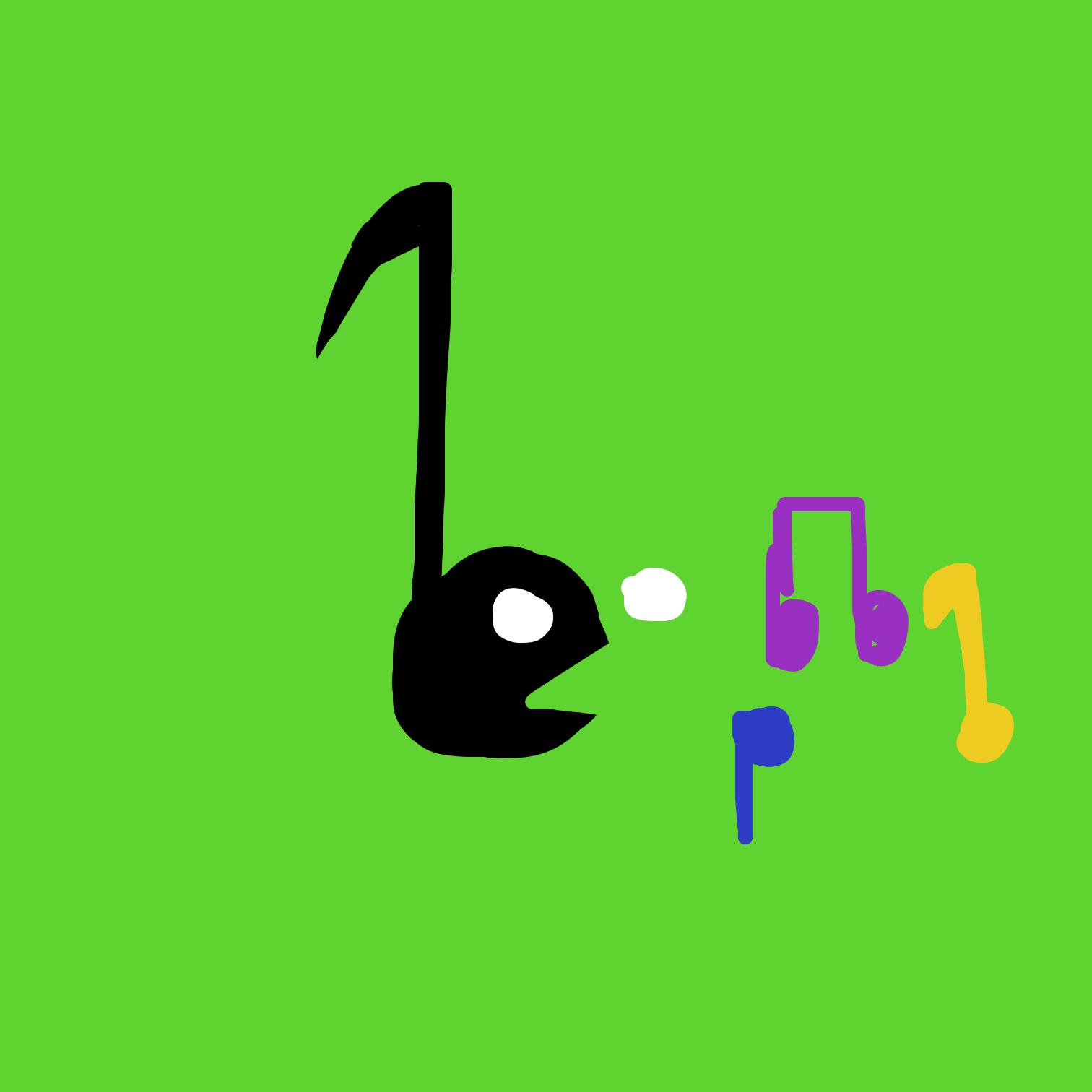 Drawing in Monotone by LizardPie34