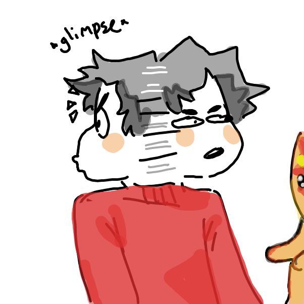 i look away from scp - Online Drawing Game Comic Strip Panel by SharkDad