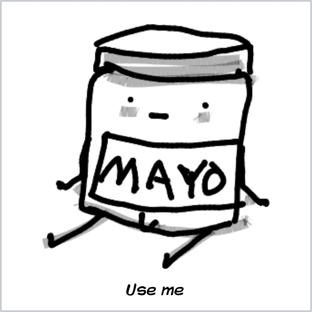 Drawing in Snacc by Potato Man