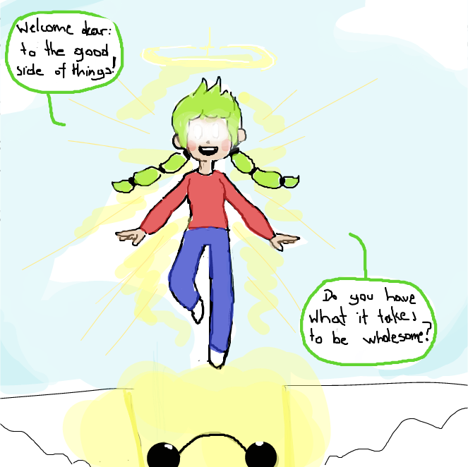 Drawing in We're All Good Here by Terminated User