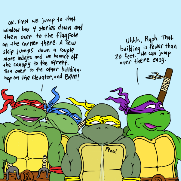 Drawing in Turtles by WizardCroissant
