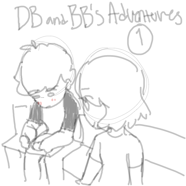 Liked webcomic DB and BB's Adventures Episode 1