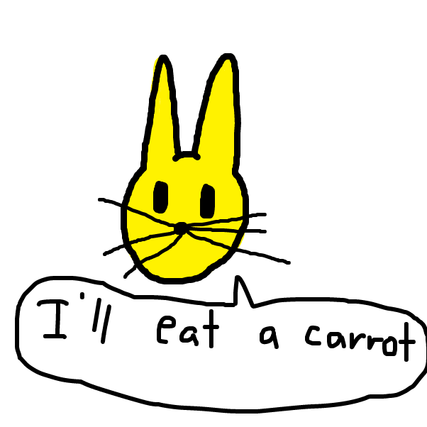 Drawing in Robert Rabbit by SteliosPapas