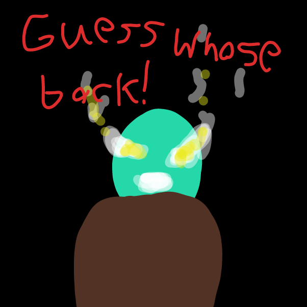 First panel in Ya boi's bacc drawn in our free online drawing game