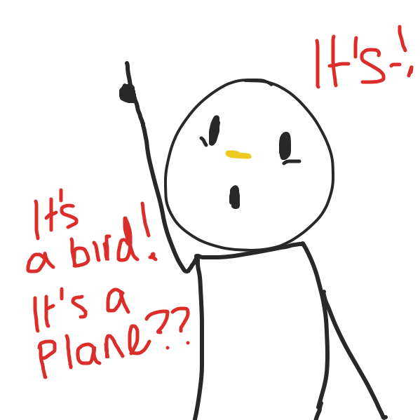 Its- (panels incoming) - Online Drawing Game Comic Strip Panel by Pupsicle