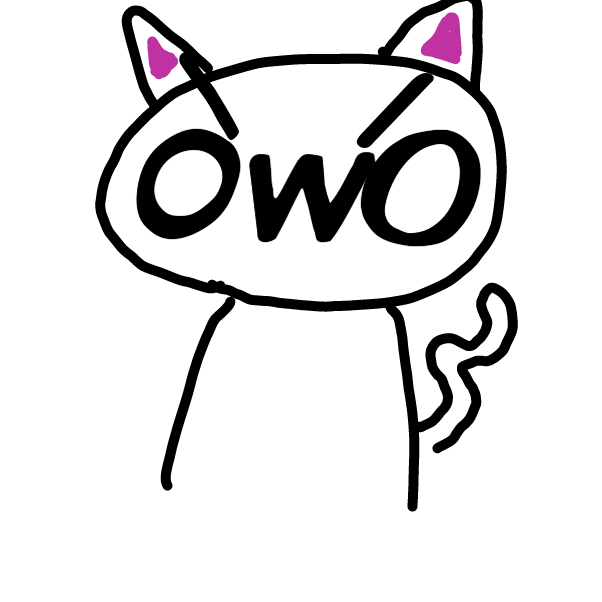 Drawing in OwO by Mr. Mint
