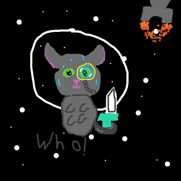 Drawing in Were am I by FruitGUMMY
