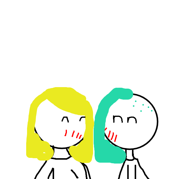 Drawing in Draw A Gay Couple by M3shelle