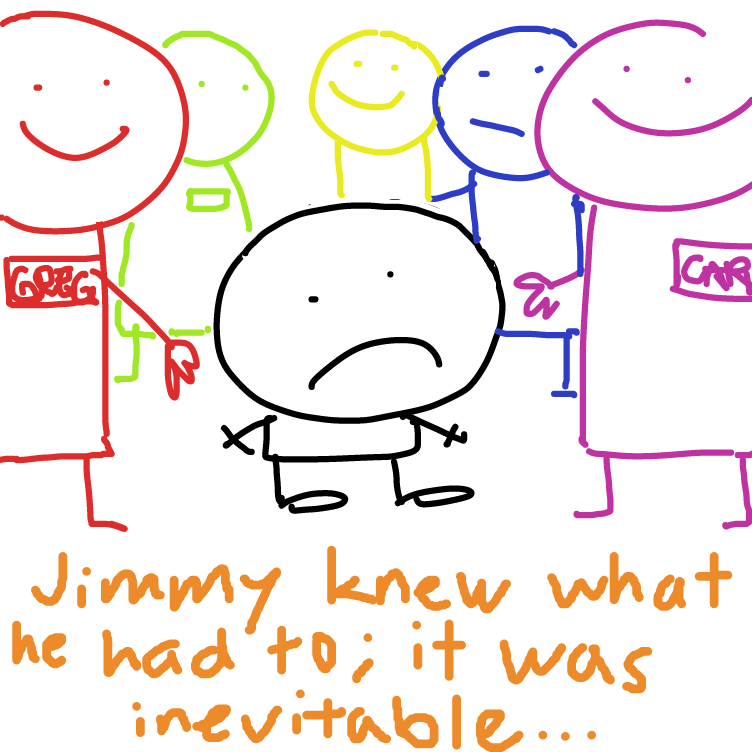 Drawing in jimmy by nooz