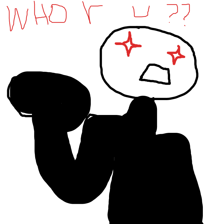 First panel in I DON'T KNOW YOU PT2 I STILL DON'T KNOW drawn in our free online drawing game