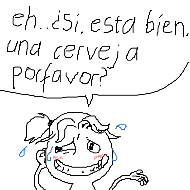 Drawing in LEARN SPANISH HERE! by Delete