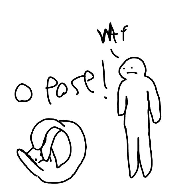 Drawing in IDFK by Mr. Mint