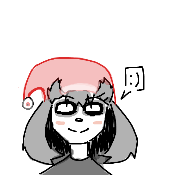 Christmas is cool cool - Online Drawing Game Comic Strip Panel by Toxical