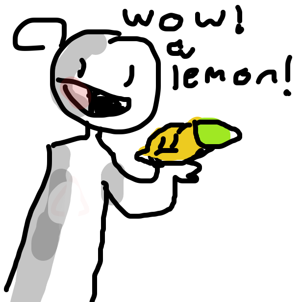 Drawing in Secret Lemon by ChickenCheese