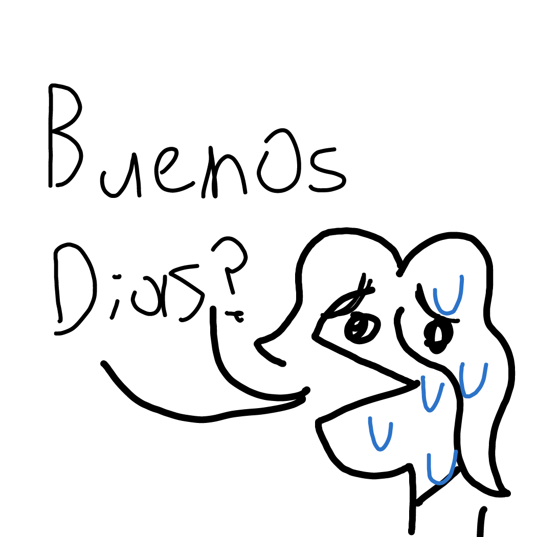 Drawing in LEARN SPANISH HERE! by LizardPie34