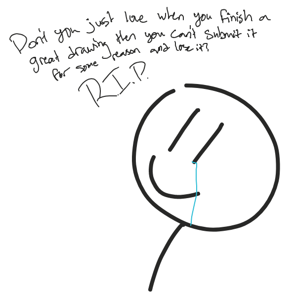Drawing in relatable by anythingbut