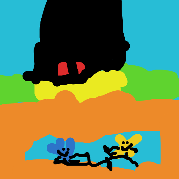 Drawing in LET'S BUILD A TOWER! by Gleb08