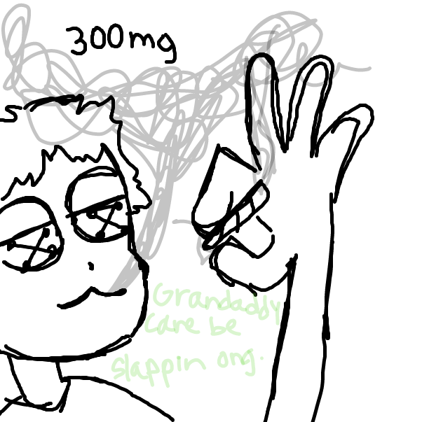 its weed - Online Drawing Game Comic Strip Panel by HelpMe