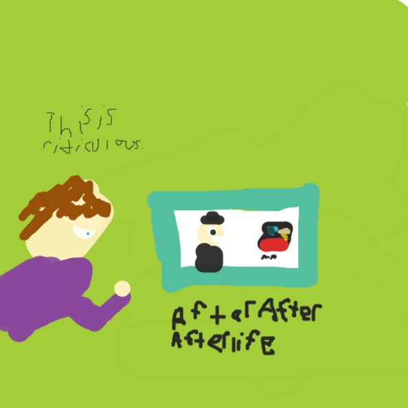 it just keeps happening - Online Drawing Game Comic Strip Panel by claw33