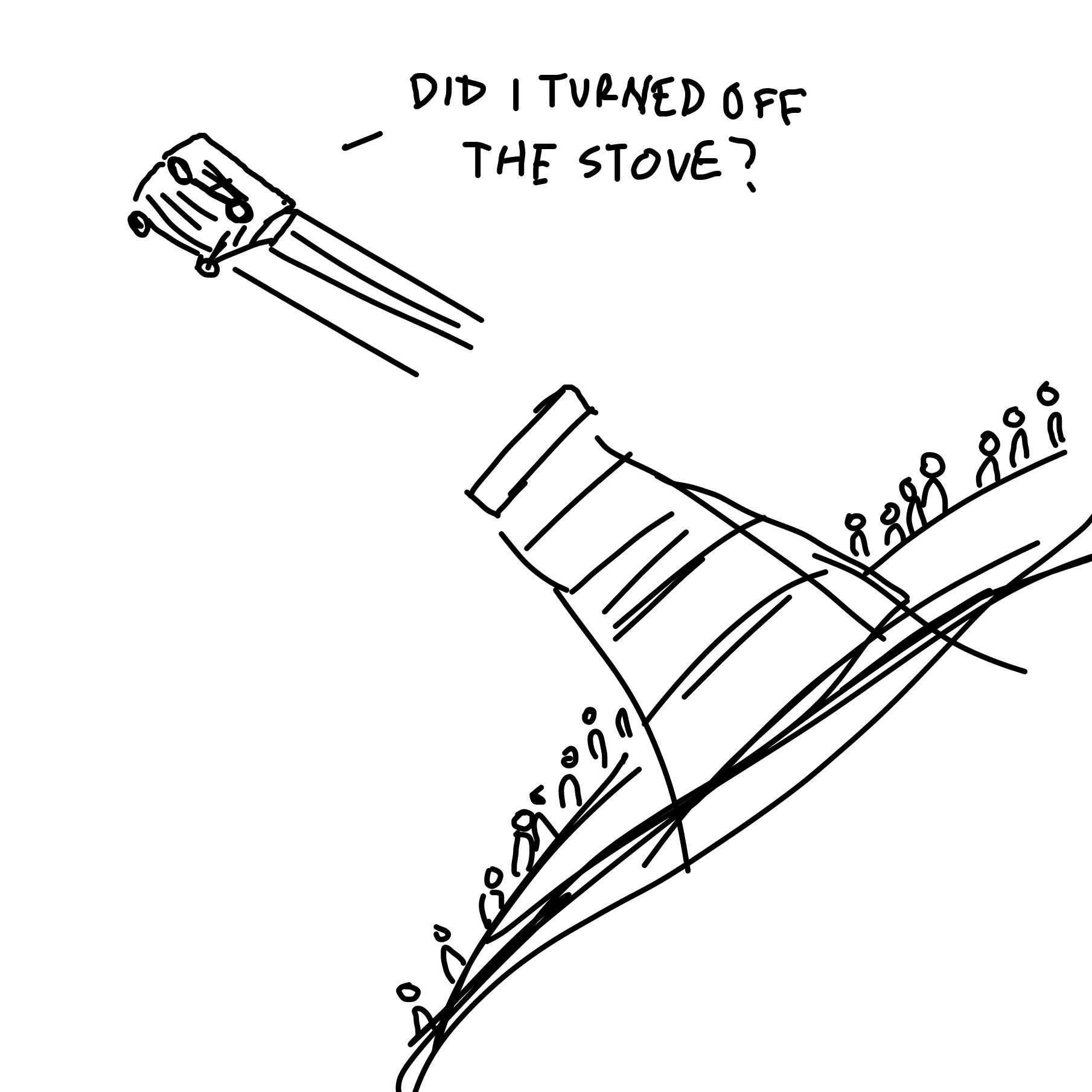 Drawing in quickie! by Sabandija