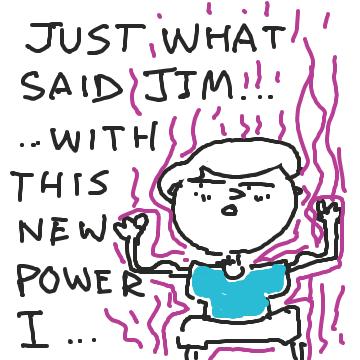 I... What?! - Online Drawing Game Comic Strip Panel by Potato Man