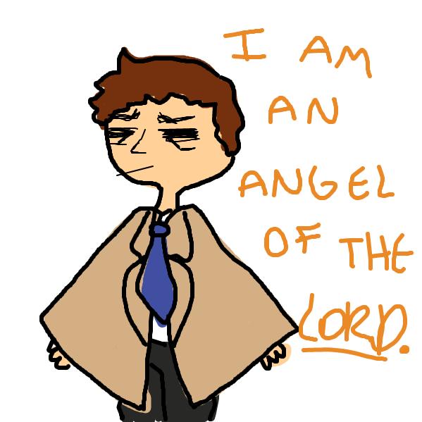 Liked webcomic Castiel
