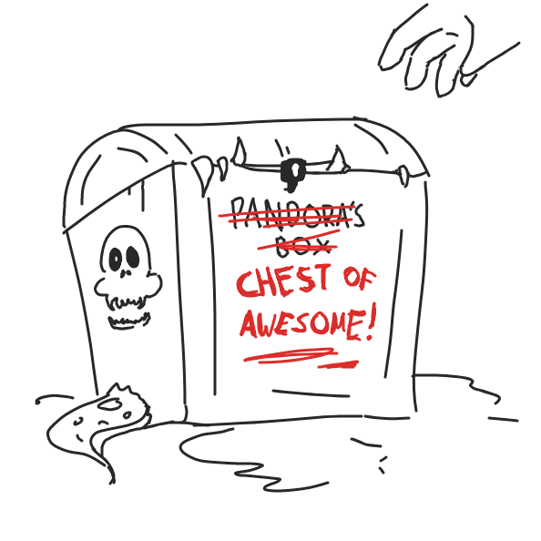 This looks like a good idea - Online Drawing Game Comic Strip Panel by Potatopeelerkind