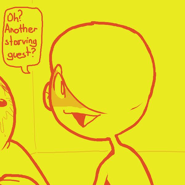 Drawing in Force feeding?? by Sluggishfella