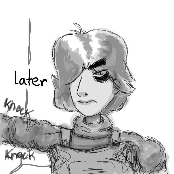 Drawing in thread ruiner  by HelpMe
