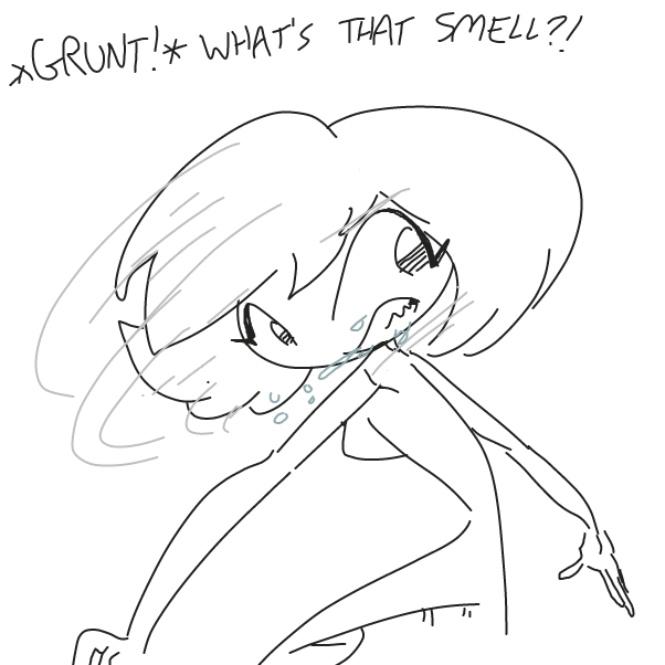 - Online Drawing Game Comic Strip Panel by Sasha_Cakes