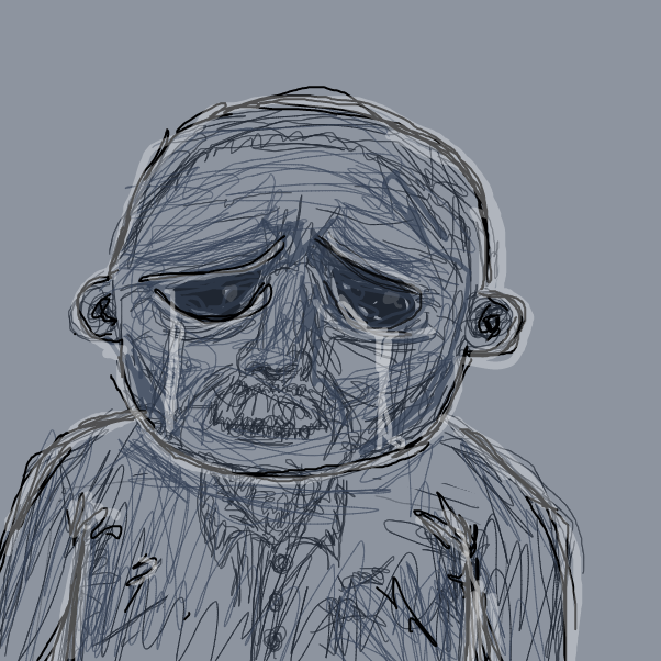 First panel in Bum badabum bum dum drawn in our free online drawing game