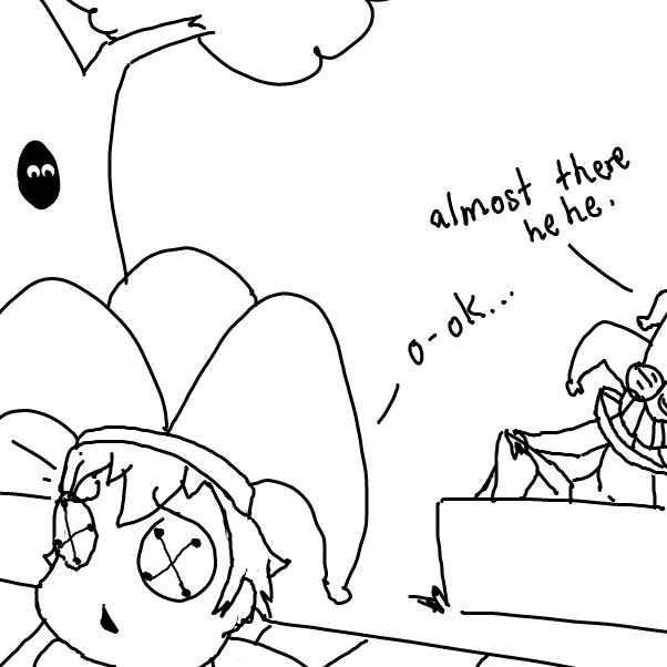- Online Drawing Game Comic Strip Panel by nekoraptor