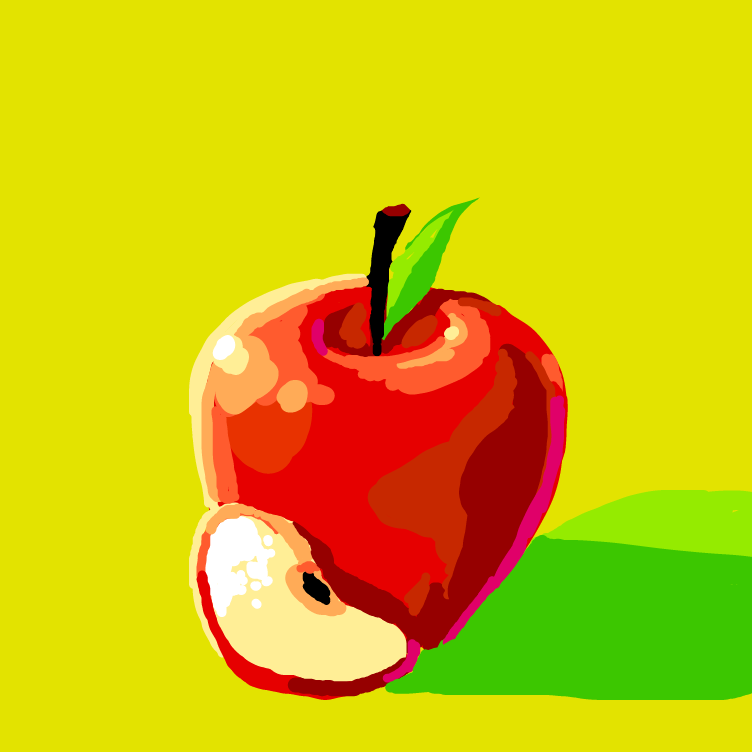 Drawing in draw something 3D by The_Silent_Artist