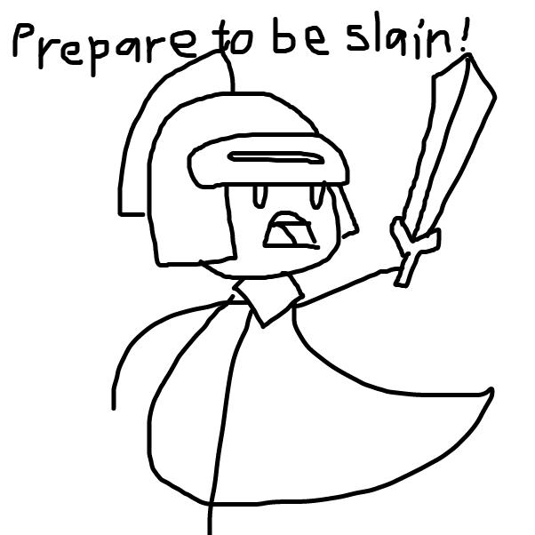 Drawing in Fast Jam:: Boss Battle by SeanTrunks