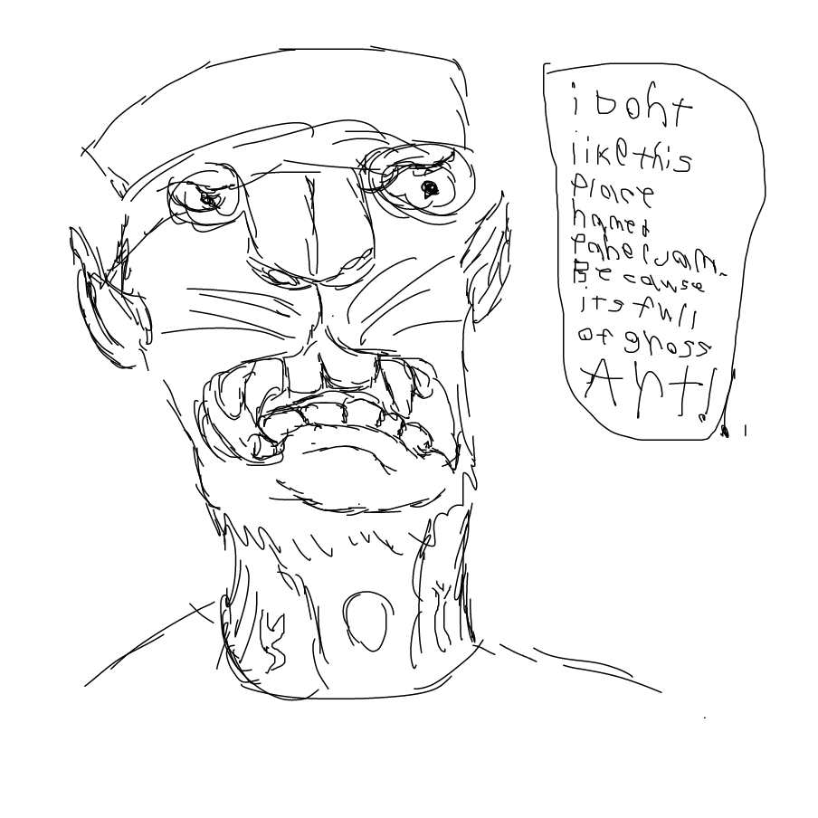 First panel in barg bikkir be like drawn in our free online drawing game