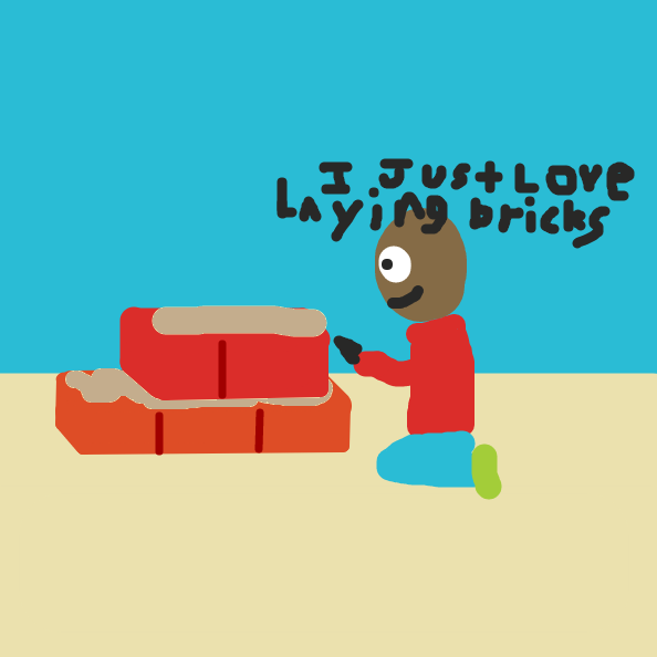 Liked webcomic brick layer