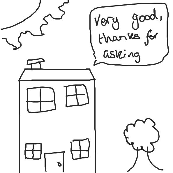 Drawing in hi im ___ by benscomics