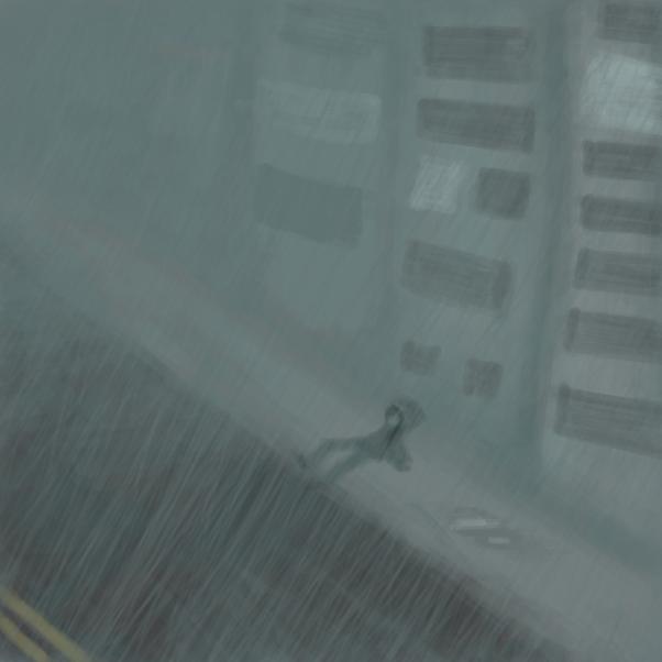 Drawing in oddities by ItzAki