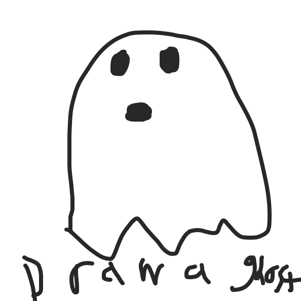 Drawing in Aughost by Drawception guy