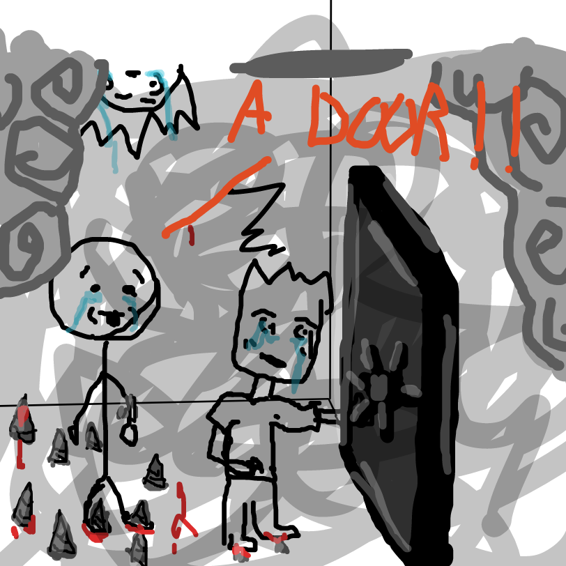 Drawing in SOMETHING (part 2) by StickBoy