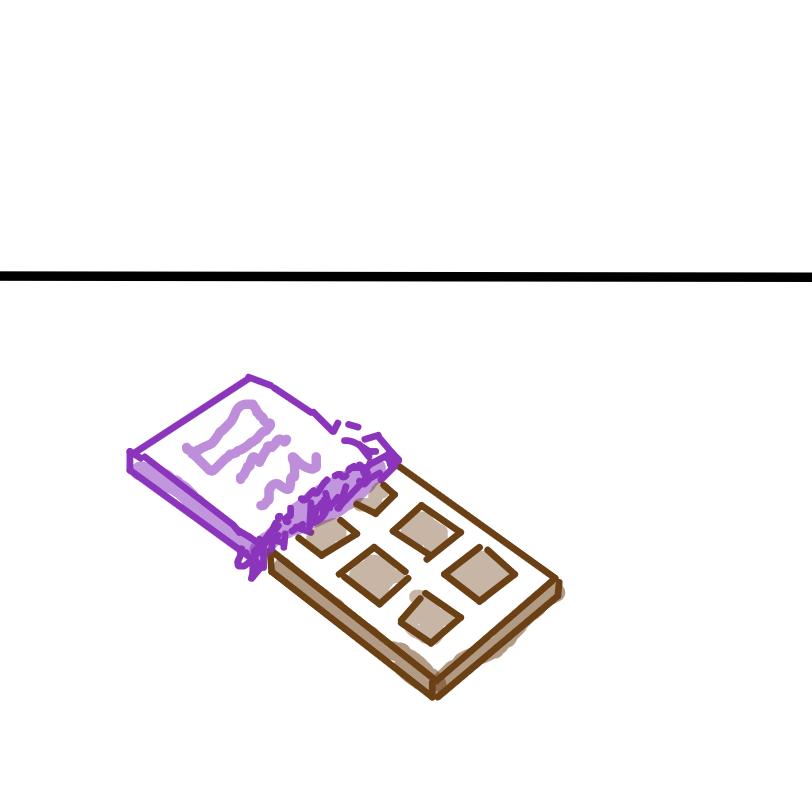 First panel in Food drawn in our free online drawing game