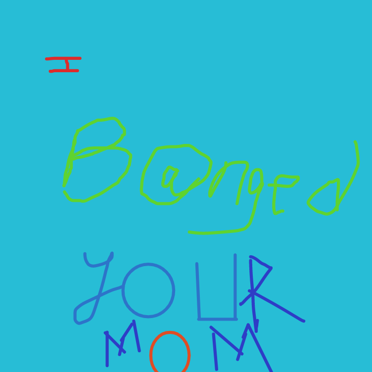 First panel in no one likes you drawn in our free online drawing game
